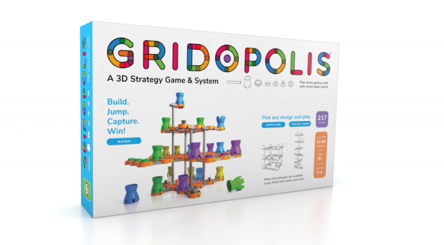 Gridopolis Doesn't Make the Grade - Review