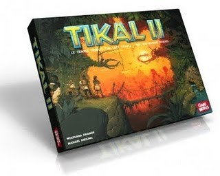Tikal II - EuroCrap Board Game Review