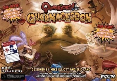 Quarriors Quarmageddon - Expansion Review