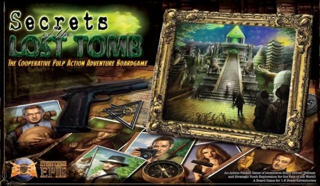Secrets of the Lost Tomb - Peak Thrash Madness