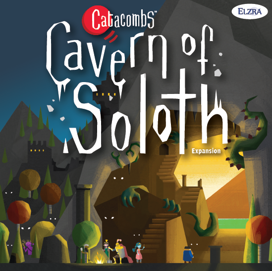 Catacombs: Caverns of Soloth Expansion (3rd Edition)