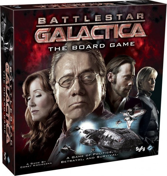 This Has All Happened Before... - Battlestar Galactica Review