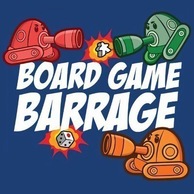 Board Game Barrage 104: Top 50 Games of All-Time 2019: 10-1