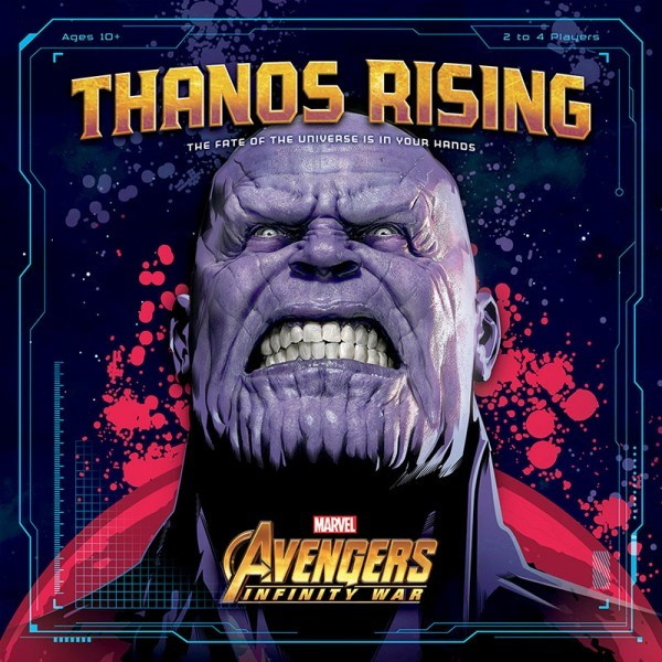 Thanos Rising Board Game Review