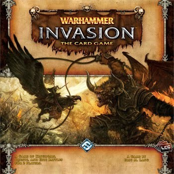 Warhammer Invasion - Card Game Review