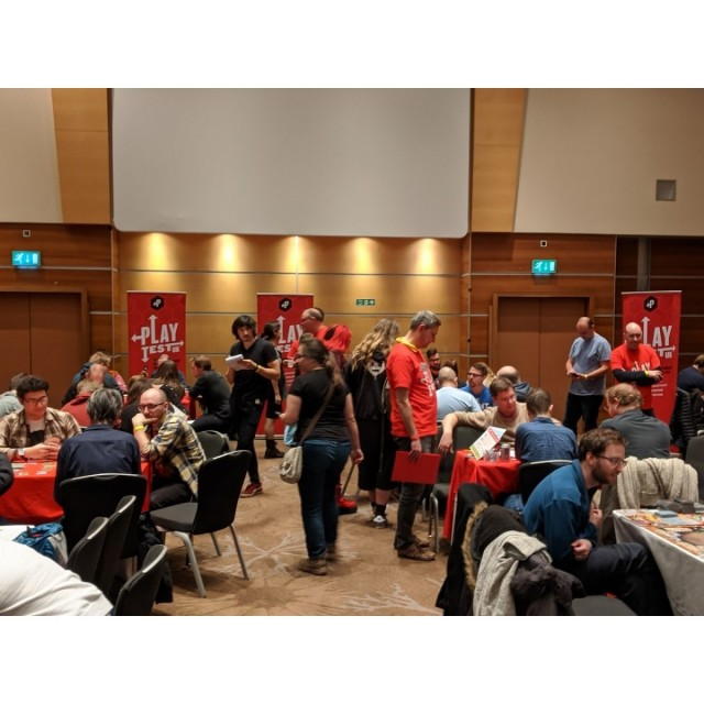 Dragonmeet 2019 - Wot The Giant Brain did