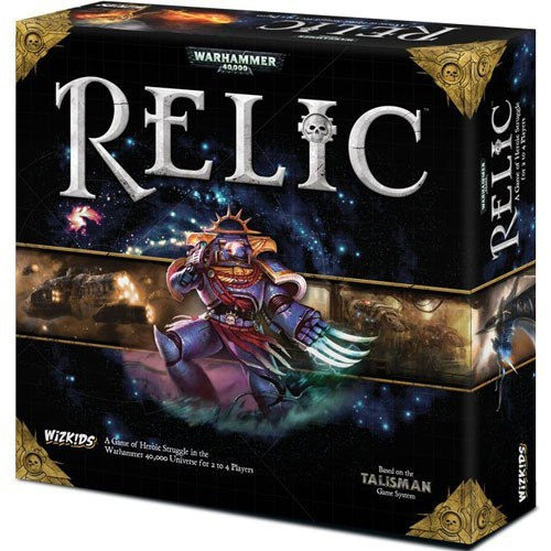Warhammer 40,000: Relic Is Back In Print