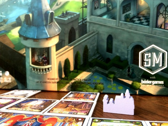 Between Two Castles of Mad King Ludwig Review