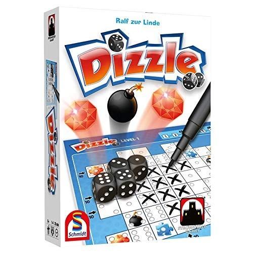 Dizzle Board Game Review