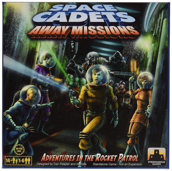 Space Cadets: Away Missions in Review