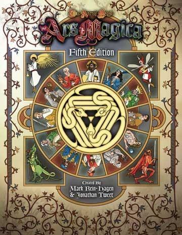 Ars Magica Review