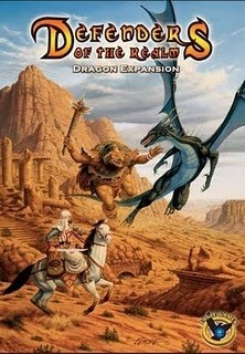 Defenders of the Realm Dragon Expansion Review