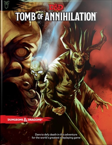 Braving the Tomb of Annihilation