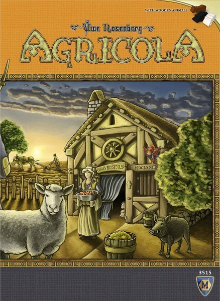 Farm Living Is The Life For Me - Agricola Re-Review