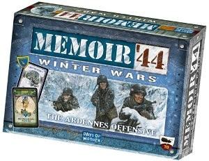Memoir '44 Winter Wars Review
