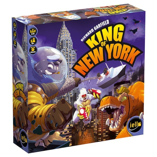 King of New York Board Game Review