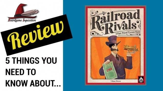 5 Things You Need To Know About Railroad Rivals