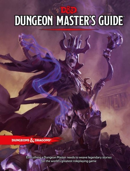 Dungeons & Dragons: Dungeon Master's Guide 5th edition