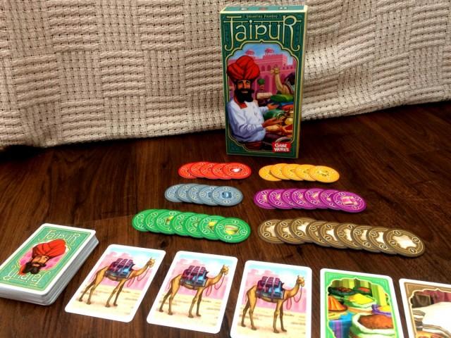Jaipur Board Game Review