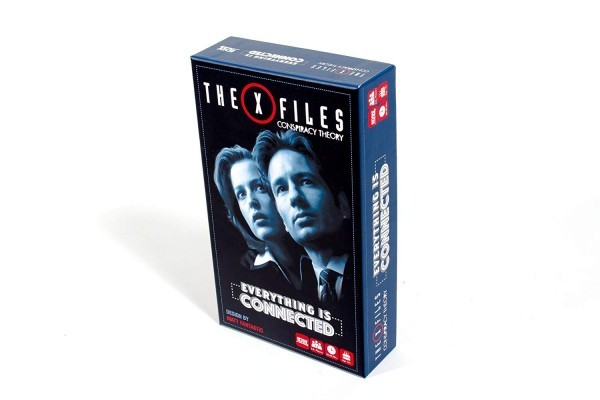 X-Files: Conspiracy Theory Board Game Review