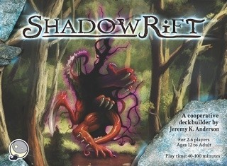 Shadowrift - Card Game Review