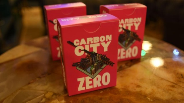 Carbon City Zero Board Game Review