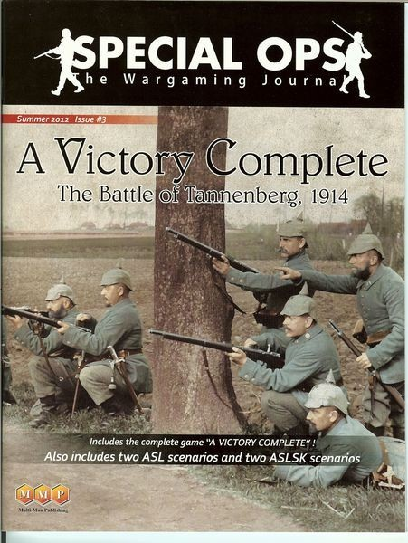 A Victory Complete: The Battle of Tannenberg, 1914