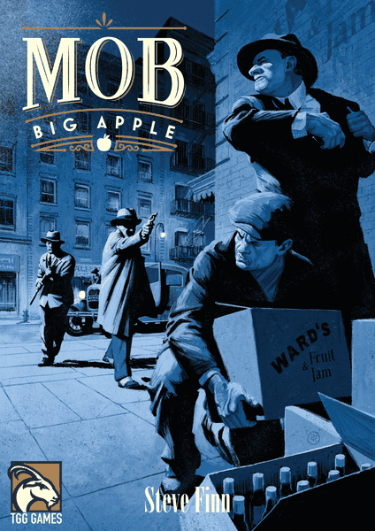 Mob: Big Apple - Kickstarter Preview