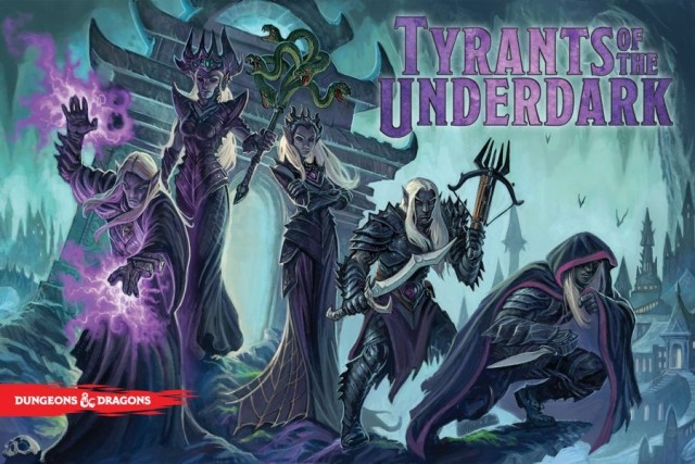 Barnes on Games- Tyrants of the Underdark in Review, 51st State H2H, Lost Patrol