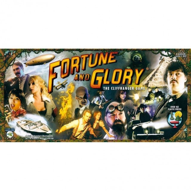 Fortune and Glory: First Impressions