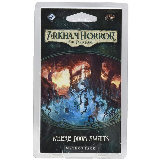 Beyond the Veil - The Arkham Horror Card Game: Dunwich Legacy - Where Doom Awaits
