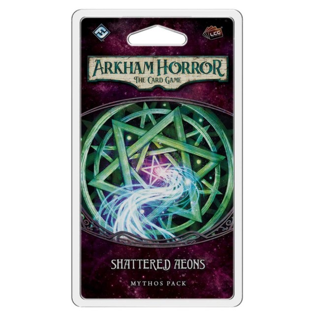 Arkham Horror: The Card Game - Shattered Aeons (Forgotten Age Mythos Pack 6)