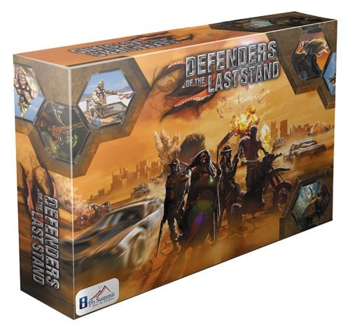 Barnes on Games- Defenders of the Last Stand in Review, Mansions of Madness 2, Scythe, Dreadball