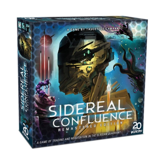 Sidereal Confluence Being Remastered!