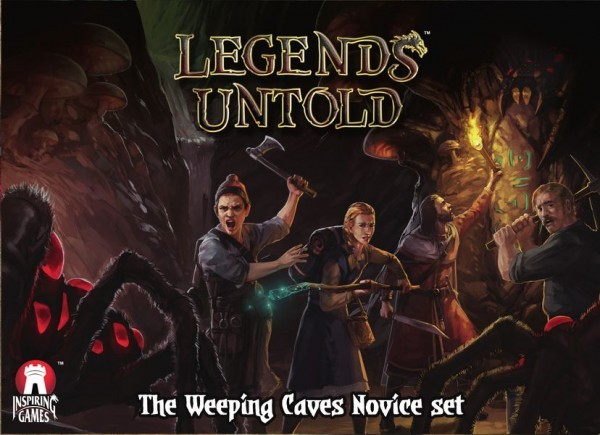 Legends Untold Board Game Review