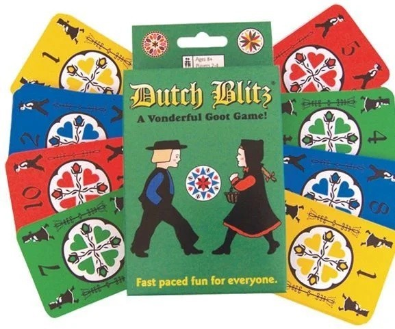 Dutch Blitz Review