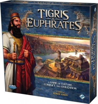 Fantasy Flight Games® to reprint Tigris & Euphrates