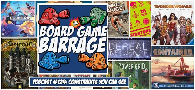 Constraints You Can See - Board Game Barrage