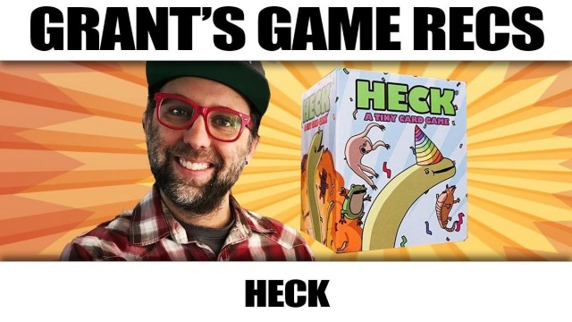 Heck - Grant's Game Recs