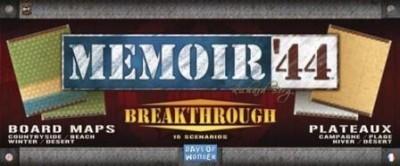 Memoir '44 Breakthrough Expansion