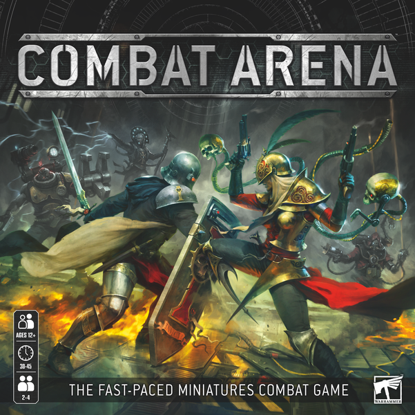 Play Matt: Combat Arena Review