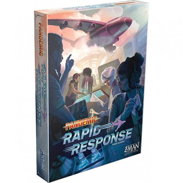 Pandemic Rapid Response - The Most Disappointing Game of 2019... So Far.
