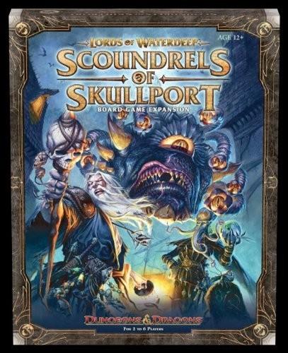 Waterdeeper - Lords of Waterdeep: Scoundrels of Skullport Review