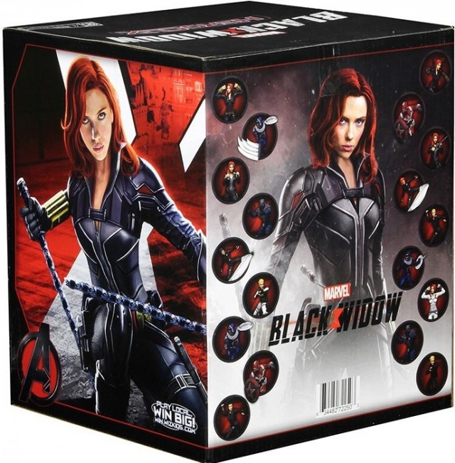 Heroclix - Black Widow Gravity Feed - Unboxing and Gameplay - Bring on the Bad Guys