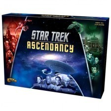 Barnes on Games- Star Trek: Ascendancy in Review; Warmachine Battle Box in Review