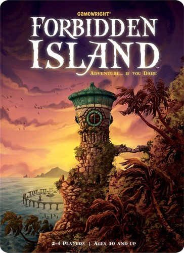 Forbidden Island: Tastes Great - Less Filling