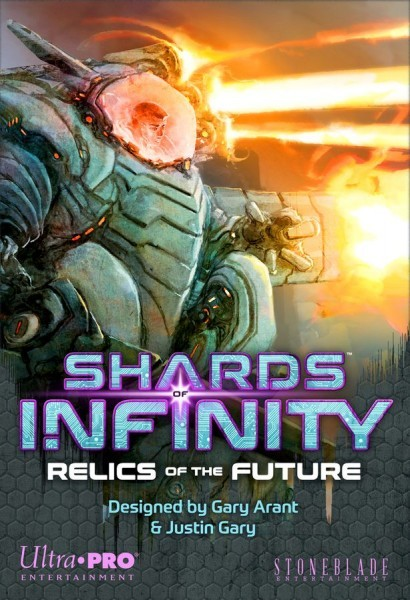Shards of Infinity: Relics of the Future Expansion Review