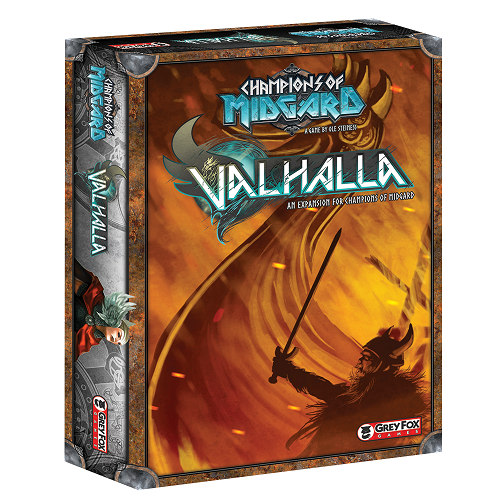 Champions of Midgard: Valhalla Expansion Board Game Review