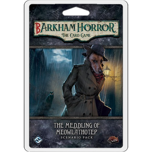 Fantasy Flight Games to Release Barkham Horror for Real