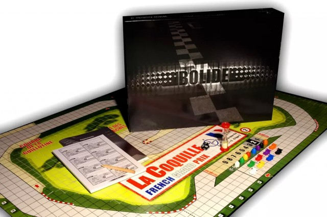 Summer Gaming Challenge -- Bolide